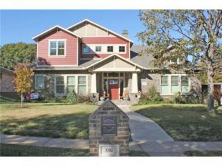 316  Arborcrest Drive  , Richardson, TX 75080 (MLS #13057359) :: DFWHomeSeeker.com
