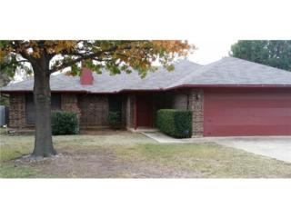 706  Paintbrush Drive  , Keller, TX 76248 (MLS #13058469) :: DFWHomeSeeker.com