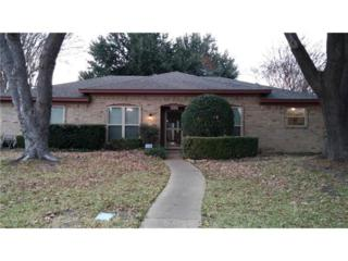 1502  Springtree Circle  , Richardson, TX 75082 (MLS #13065104) :: DFWHomeSeeker.com