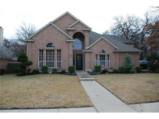 217  Mill Valley Drive W , Colleyville, TX 76034 (MLS #13065351) :: DFWHomeSeeker.com