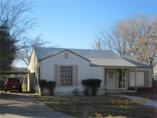 1642  Sewell Street  , Abilene, TX 79605 (MLS #13065853) :: Real Estate By Design
