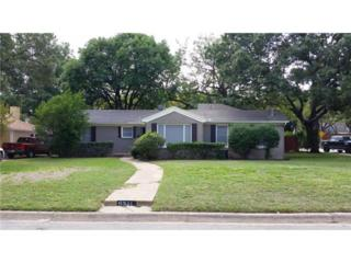 6341  Kenwick Avenue  , Fort Worth, TX 76116 (MLS #13067388) :: Robbins Real Estate