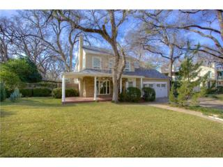 321 N Bailey Avenue  , Fort Worth, TX 76107 (MLS #13067734) :: DFWHomeSeeker.com