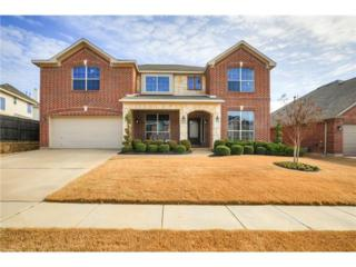 5244  Cedar Brush Drive  , Fort Worth, TX 76123 (MLS #13083262) :: DFWHomeSeeker.com