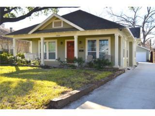 5536  Miller Avenue  , Dallas, TX 75206 (MLS #13084045) :: Lisa Birdsong Realty Group