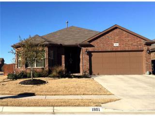 1801  Capulin Road  , Fort Worth, TX 76131 (MLS #13085021) :: Robbins Real Estate