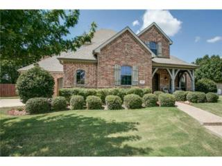 400  Willowview Drive  , Prosper, TX 75078 (MLS #13093956) :: The Tierny Jordan Team