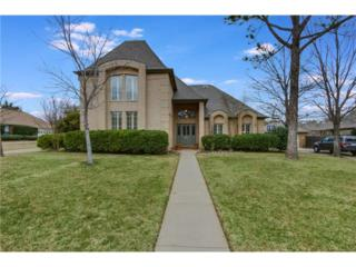 550  Indian Creek Drive  , Trophy Club, TX 76262 (MLS #13096276) :: DFWHomeSeeker.com