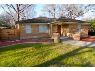 8181  Hunnicut Road  , Dallas, TX 75228 (MLS #13098015) :: The Tierny Jordan Team