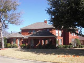 2734  Cladius Drive  , Grand Prairie, TX 75052 (MLS #13098973) :: Robbins Real Estate