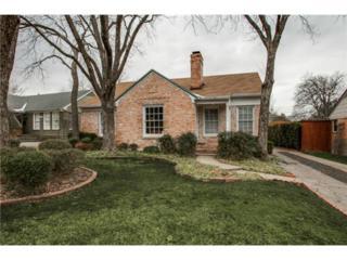 7015  Coronado Avenue  , Dallas, TX 75214 (MLS #13102520) :: Robbins Real Estate