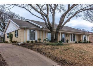 417  Circleview Drive N , Hurst, TX 76054 (MLS #13103279) :: DFWHomeSeeker.com