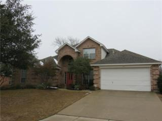 7101  Aspen Wood Trail  , Fort Worth, TX 76132 (MLS #13103737) :: DFWHomeSeeker.com