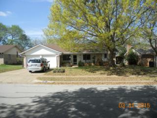 601 E Mustang Street  , Crowley, TX 76036 (MLS #13105609) :: DFWHomeSeeker.com