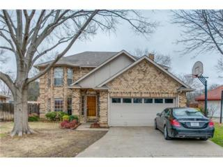 2501  Classic Court W , Bedford, TX 76021 (MLS #13108424) :: The Tierny Jordan Team