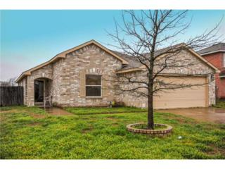 2719  Cold Water Trail  , Grand Prairie, TX 75052 (MLS #13111425) :: The Tierny Jordan Team
