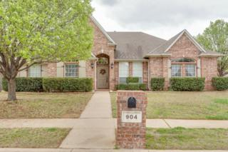904  Ridge Crest Drive  , Burleson, TX 76028 (MLS #13114412) :: DFWHomeSeeker.com