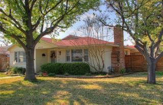 6575  Locke Avenue  , Fort Worth, TX 76116 (MLS #13123055) :: Carrington Real Estate Services