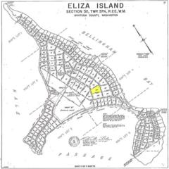 106-Lot  Eliza Island  , Bellingham, WA 98226 (#654297) :: Home4investment Real Estate Team
