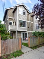 8508  Nesbit Ave N , Seattle, WA 98103 (#682526) :: Exclusive Home Realty