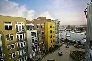 1705  Dock St  522, Tacoma, WA 98402 (#717379) :: Exclusive Home Realty