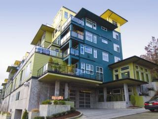 655  Crockett St  B205, Seattle, WA 98109 (#771086) :: Exclusive Home Realty