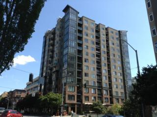 2721  1st Ave  1204, Seattle, WA 98121 (#670455) :: Exclusive Home Realty