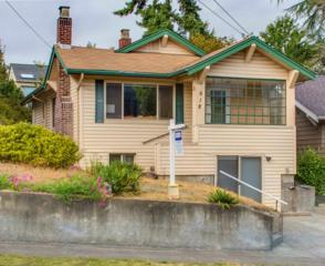 918 N 80th St  , Seattle, WA 98103 (#697704) :: Exclusive Home Realty