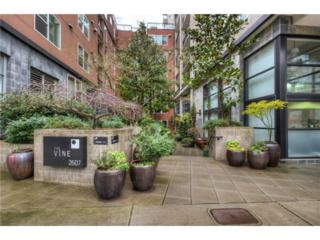 2607  Western Ave  302, Seattle, WA 98121 (#698340) :: Exclusive Home Realty