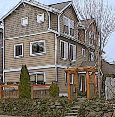 156  Boston St  , Seattle, WA 98109 (#720405) :: Exclusive Home Realty
