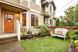 9310  Stone Ave N B, Seattle, WA 98103 (#723339) :: Exclusive Home Realty