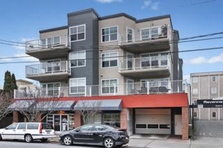 432 NE Ravenna Blvd  101, Seattle, WA 98115 (#740719) :: Exclusive Home Realty