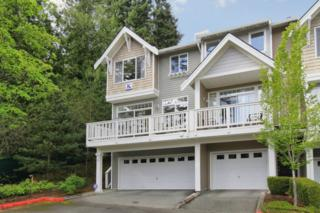 23120 SE Black Nugget Rd  K-1, Issaquah, WA 98029 (#777895) :: Exclusive Home Realty