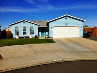 220 S United Ct  , Moses Lake, WA 98837 (#778778) :: Exclusive Home Realty