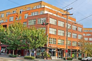 401 NE 71st St  307, Seattle, WA 98115 (#681248) :: Exclusive Home Realty