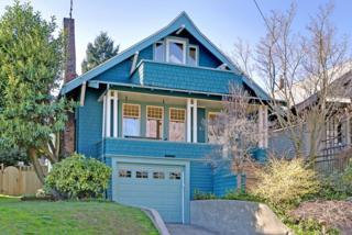 3731  Meridian Ave N , Seattle, WA 98103 (#746753) :: Keller Williams Realty Greater Seattle