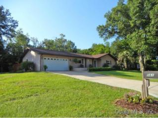 561 E Country Club Drive  , Williston, FL 32696 (MLS #426159) :: Realty Executives Mid Florida