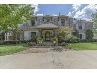 1612  Pennington Way  , Nichols Hills, OK 73116 (MLS #546476) :: Re/Max Elite