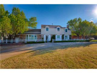 1614  Camden Way  , Nichols Hills, OK 73116 (MLS #549431) :: Re/Max Elite