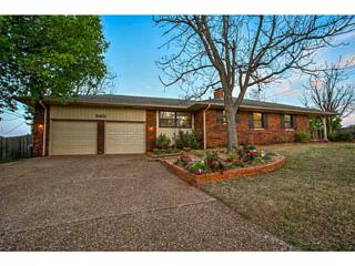6401 N Lenox Ave  , Nichols Hills, OK 73116 (MLS #549474) :: Re/Max Elite