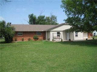 27693  Hershal Smith Rd  , Blanchard, OK 73010 (MLS #556867) :: Re/Max Elite