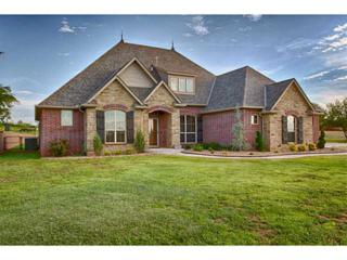 10570 W Waterloo Rd  , Edmond, OK 73025 (MLS #557855) :: Re/Max Elite
