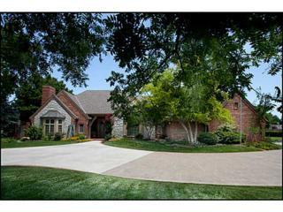 1801  Guilford Ln  , Nichols Hills, OK 73120 (MLS #558300) :: Re/Max Elite