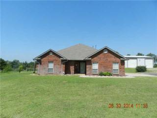 5681  Kitty Hawk Rd  , Blanchard, OK 73010 (MLS #558429) :: Re/Max Elite