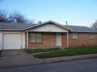 901 NW 24th St  , Moore, OK 73160 (MLS #558910) :: Re/Max Elite