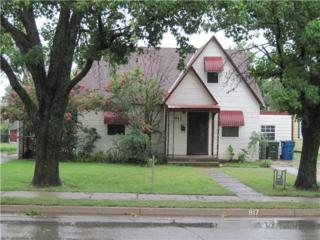 817 N Boulevard  , Edmond, OK 73034 (MLS #559513) :: Movers Real Estate