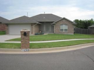 1820  Jordan Dr  , Moore, OK 73160 (MLS #562153) :: Re/Max Elite