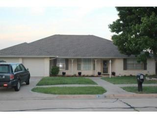 11924  Shroyer Dr  , Oklahoma City, OK 73170 (MLS #562614) :: Re/Max Elite