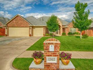 12412  Jasper Ave  , Oklahoma City, OK 73170 (MLS #563133) :: Re/Max Elite