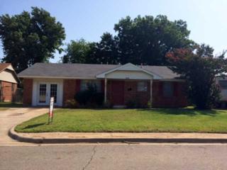 236 S Bristow Ave  , Moore, OK 73160 (MLS #563177) :: Re/Max Elite